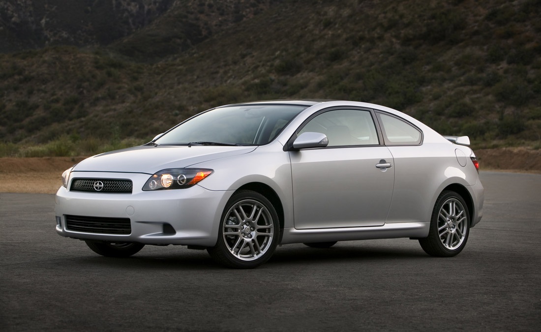 2009 Scion tC.