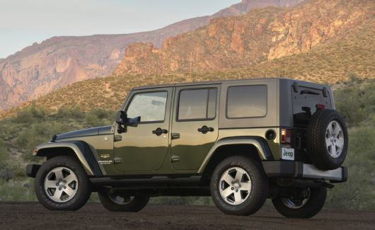 jeep wrangler unlimited 2 09