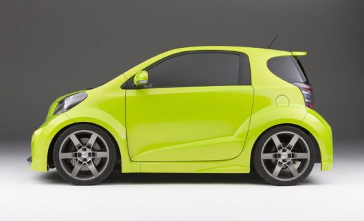 scion iq 3 09