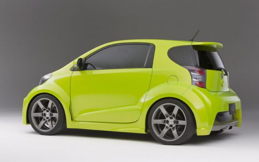 scion iq 5 09