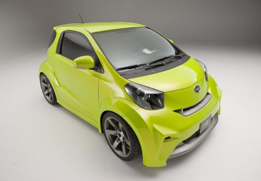 scion iq 6 09