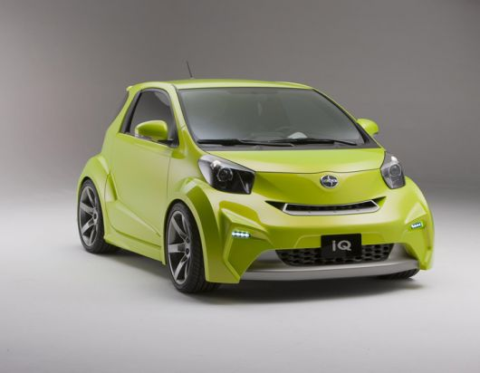 scion iq 8 09