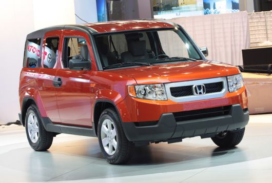 honda element dog 1 09