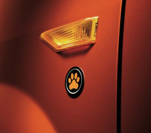 honda element dog emblem209