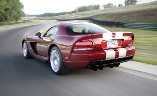 dodge viper srt10 coupe 2 09