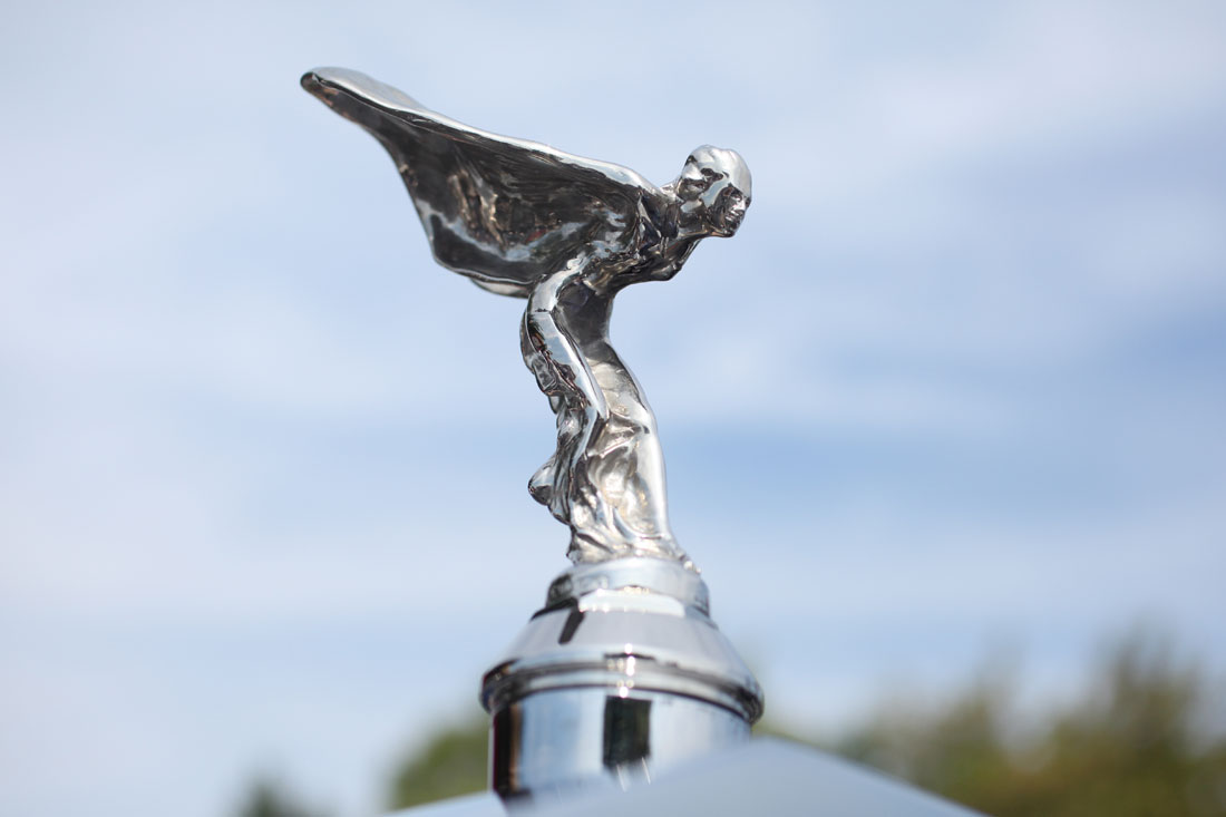 rolls-royce related hood ornaments | cartype