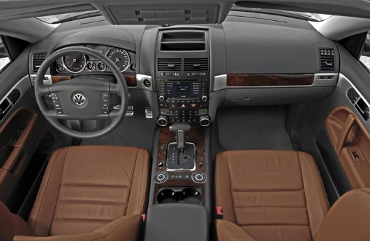 vw touareg tdi in 09