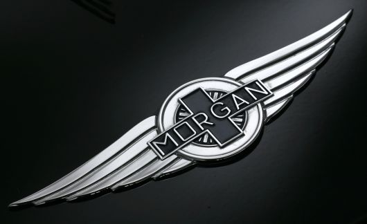 morgan aero supersports emblem 10