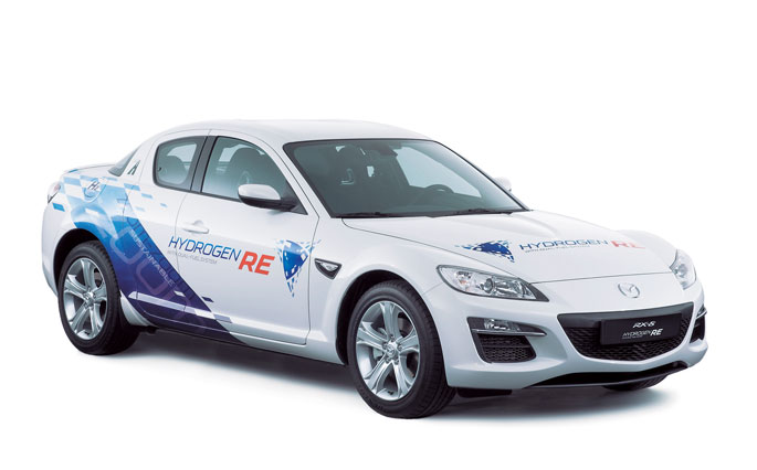 Mazda Builds First RX-8 Hydrogen RE for Norway | Cartype