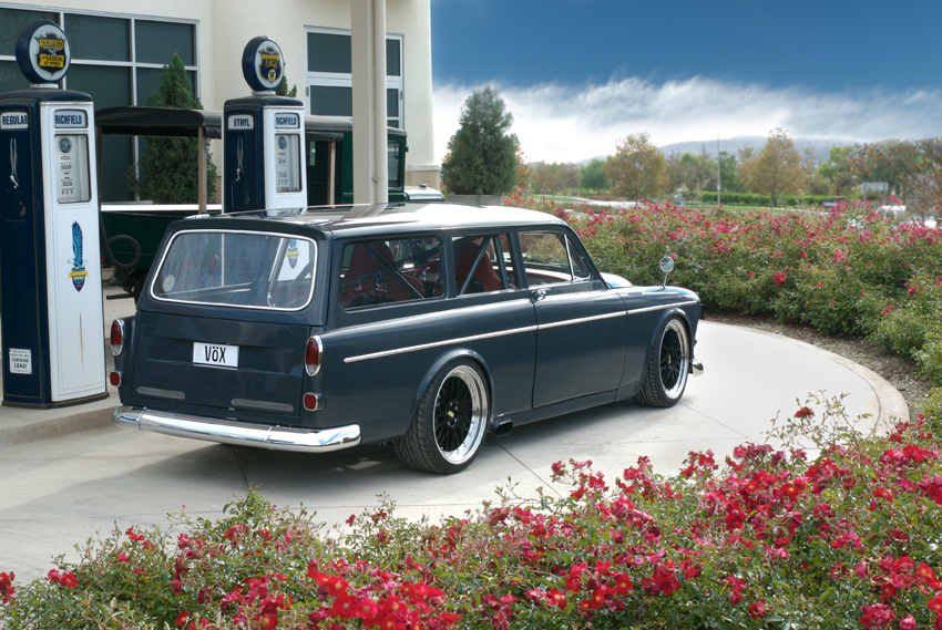 Volvo Amazon : 1967 | Cartype