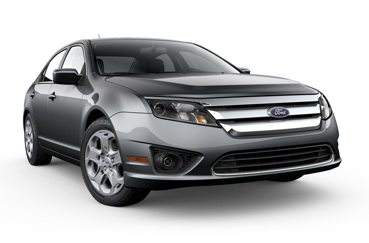 Ford Fusion : 2010 | Cartype