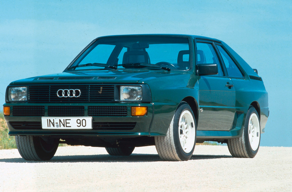 audi quattro 1989 cartype. Black Bedroom Furniture Sets. Home Design Ideas