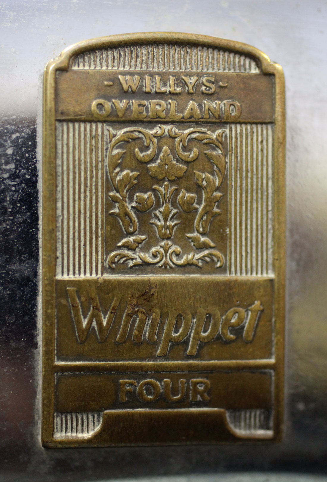 Willys Related Emblems Cartype