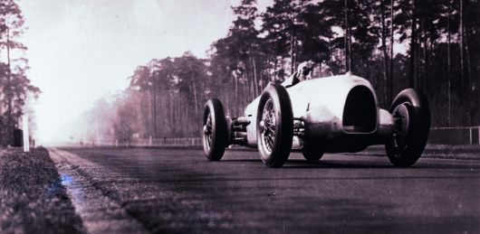 auto union silver arrow