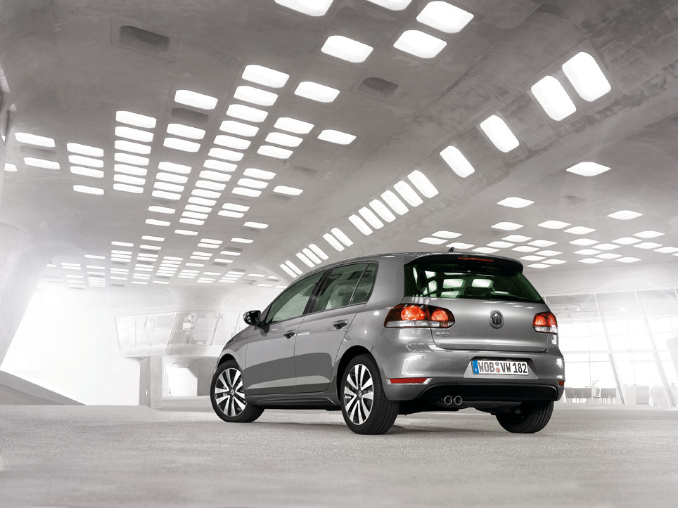 2009 Volkswagen Golf GTD Car Picture