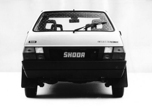 skoda favorit 3
