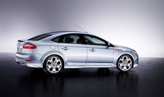 ford mondeo 4 07