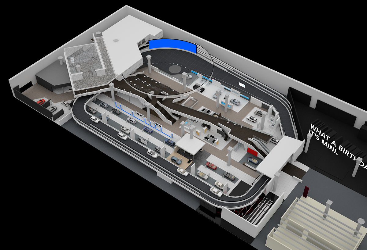 Bmw Group At The Iaa 2009 Cartype Diagram Besides 2003 Jaguar S Type Wiring Opel Astra H