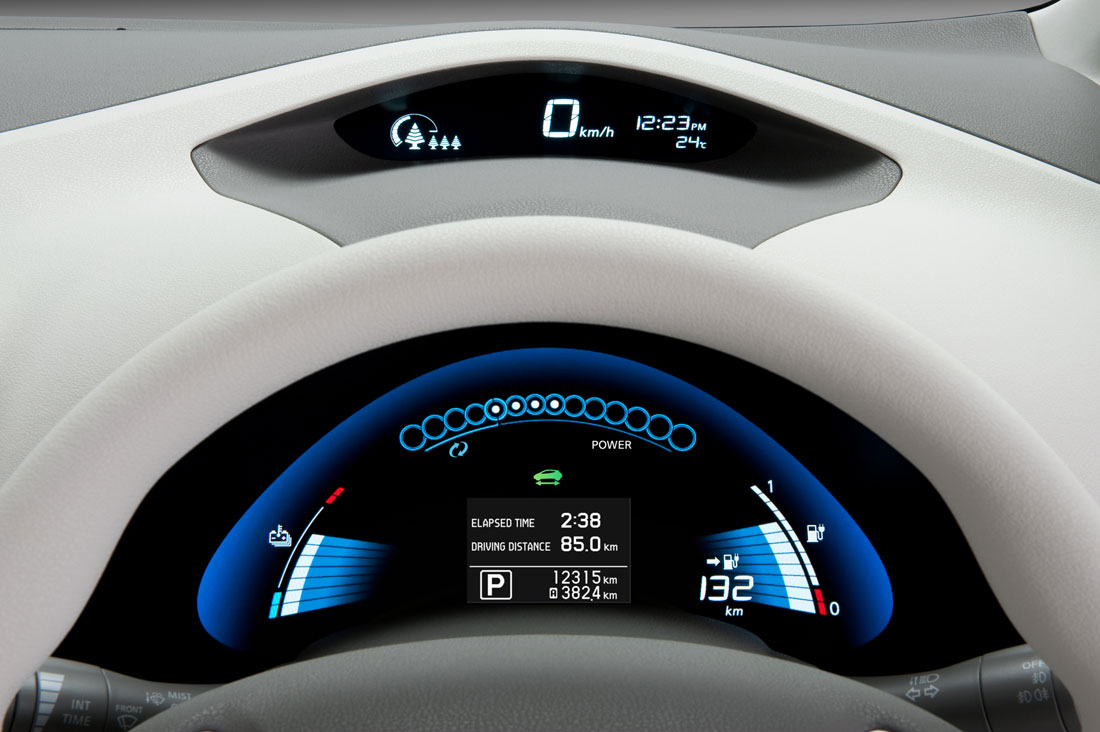 Nissan LEAF Cars Gallery