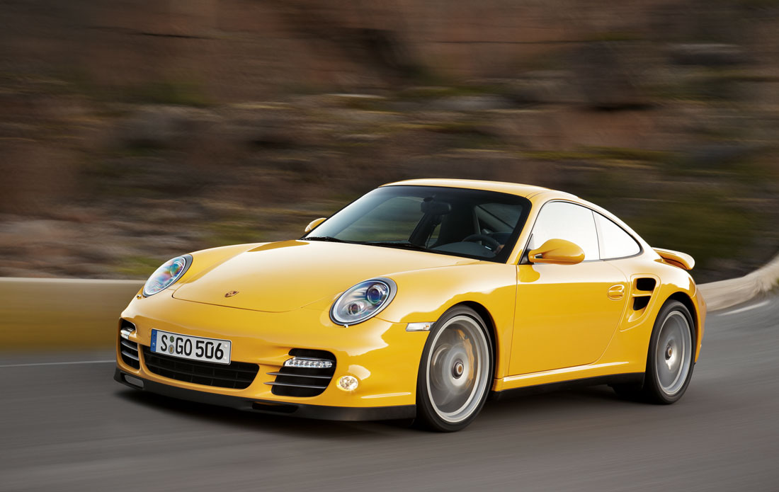 Porsche 2010 911 Turbo Goes on Sale This Week   Cartype
