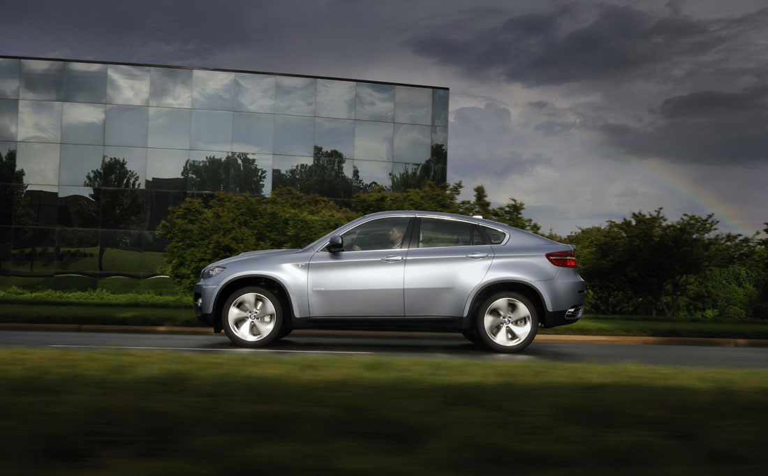 BMW: BMW ActiveHybrid X6 : 2010
