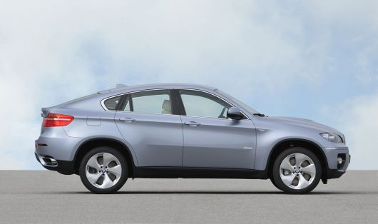 bmw activehybrid x6 10 06