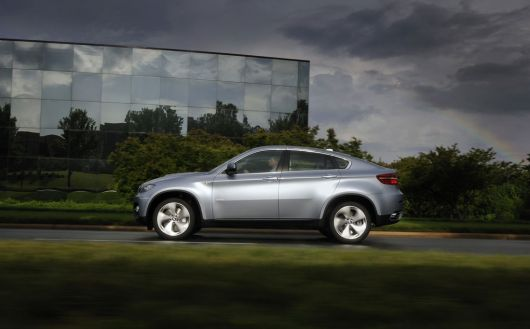 bmw activehybrid x6 10 15