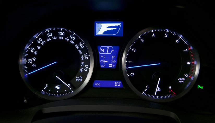 Isf Instrument Cluster On Isx50 Has Anyone Done It