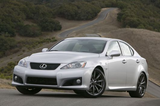 lexus is f 1 09
