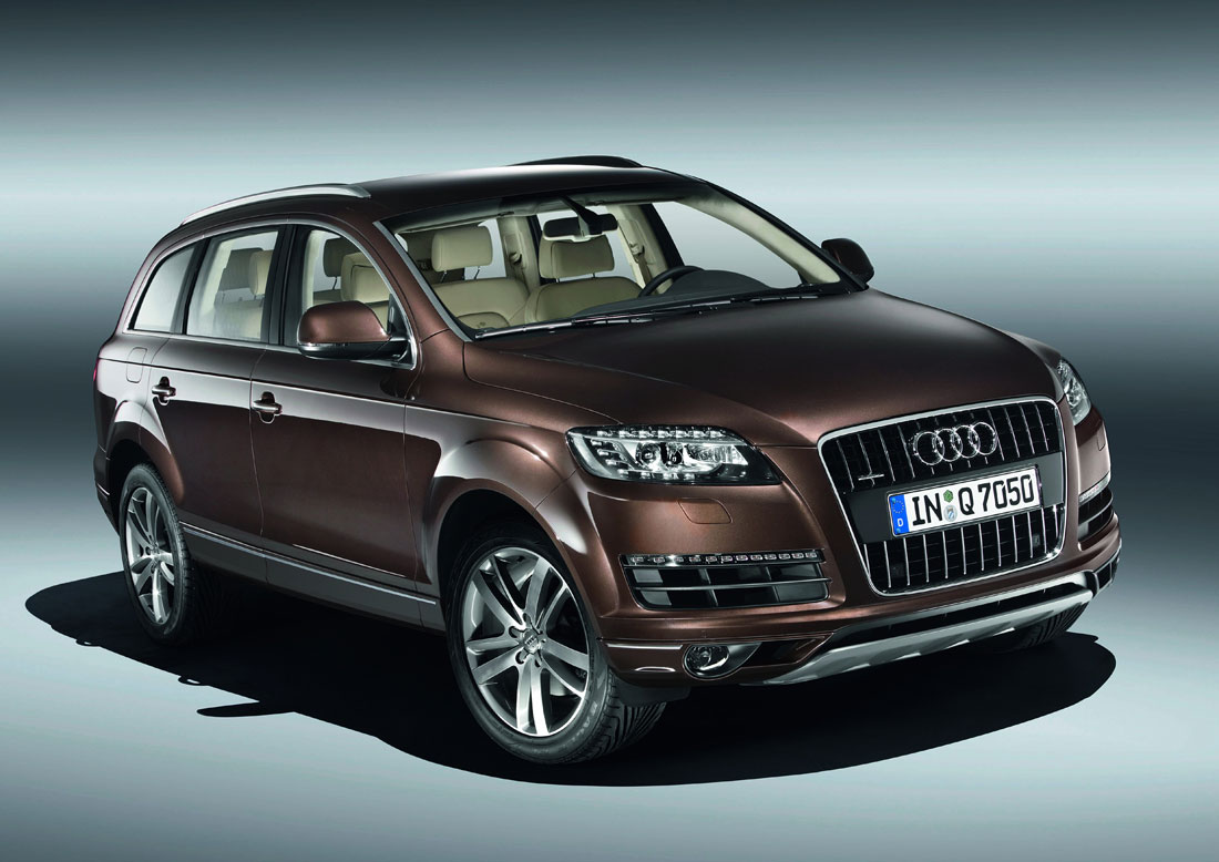 Audi sets 2010 MY availability and pricing for its redesigned Q7 models | Cartype