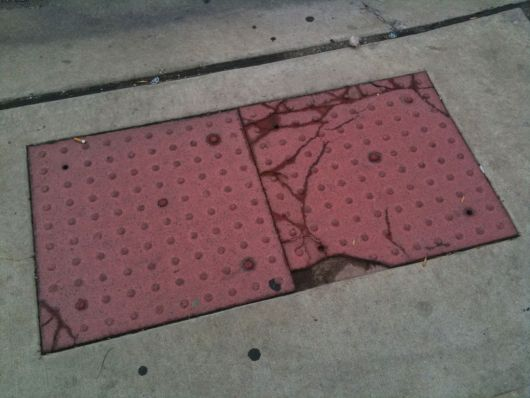 chicago sidewalk and budget 10