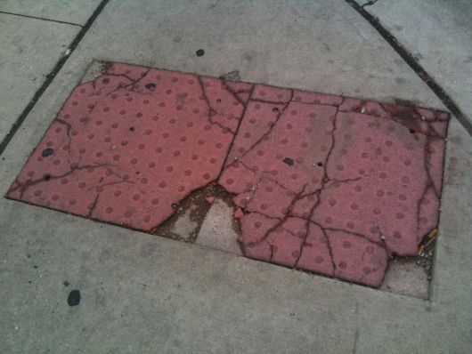 chicago sidewalk and budget 8
