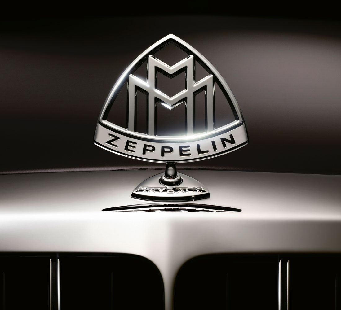 Maybach Related Hood Ornaments