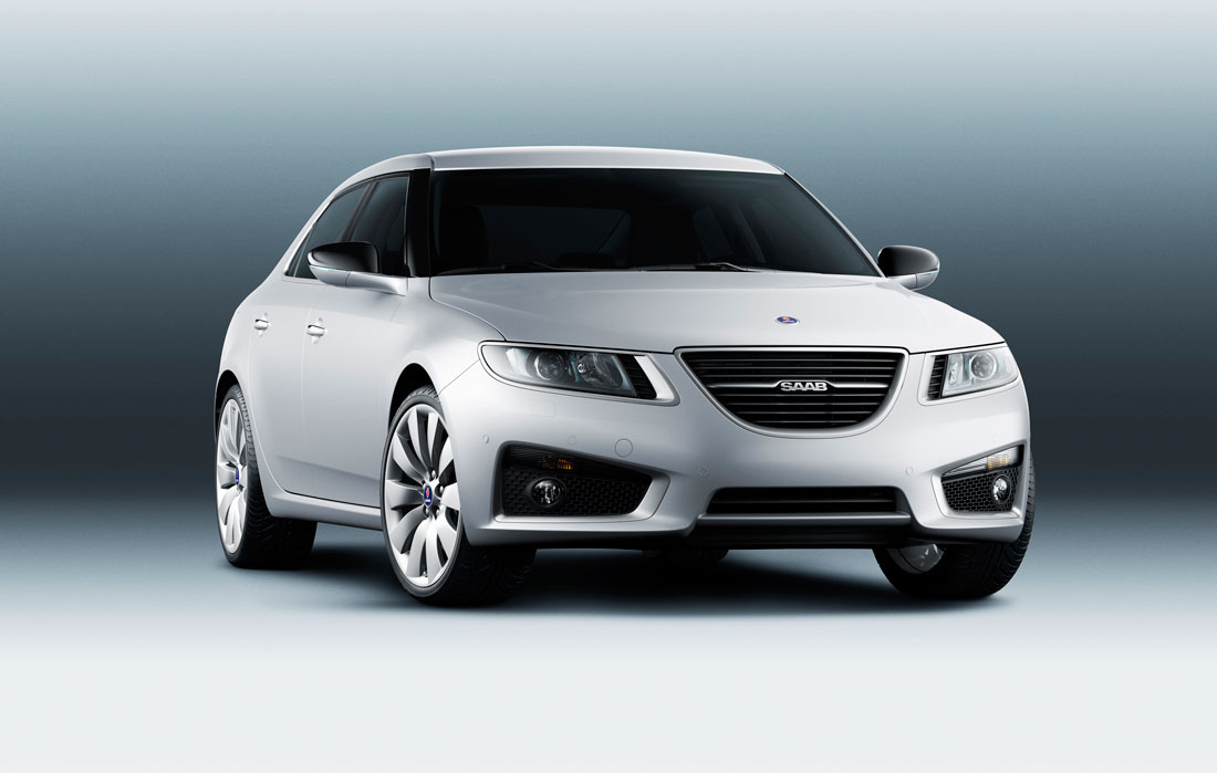 Saab 9 5 Sedan 2010 Cartype