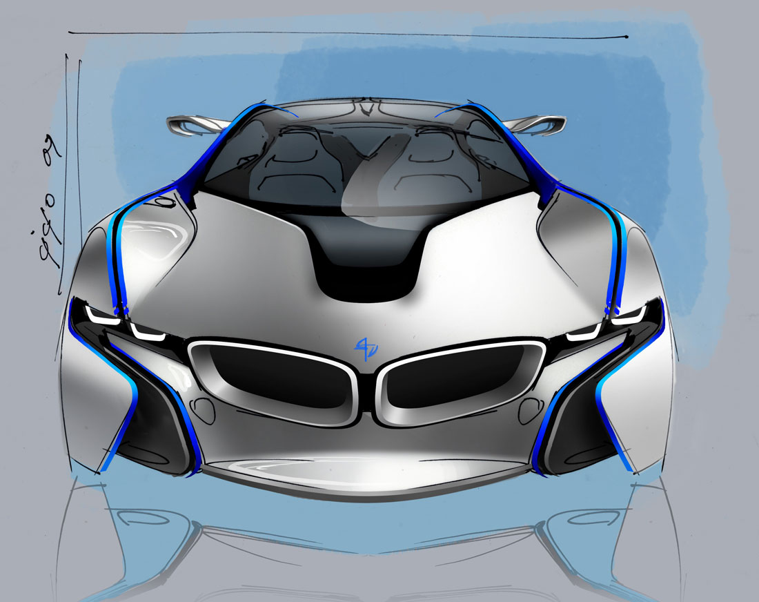 BMW Vision : 2009 | Cartype