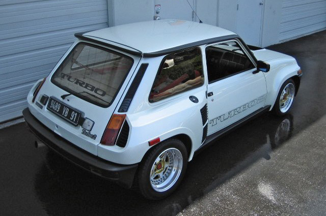 1984 Renault R5 Turbo II.