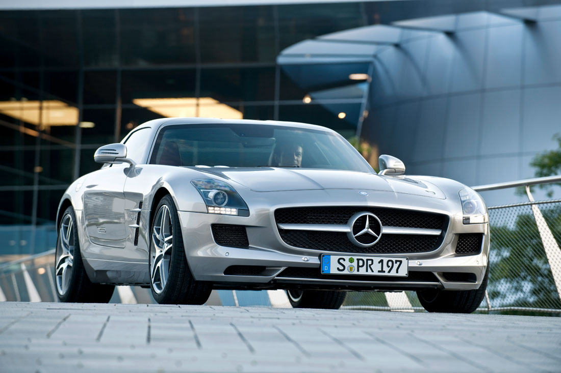 Mercedes benz sls amg 2010 cartype for Mercedes benz in