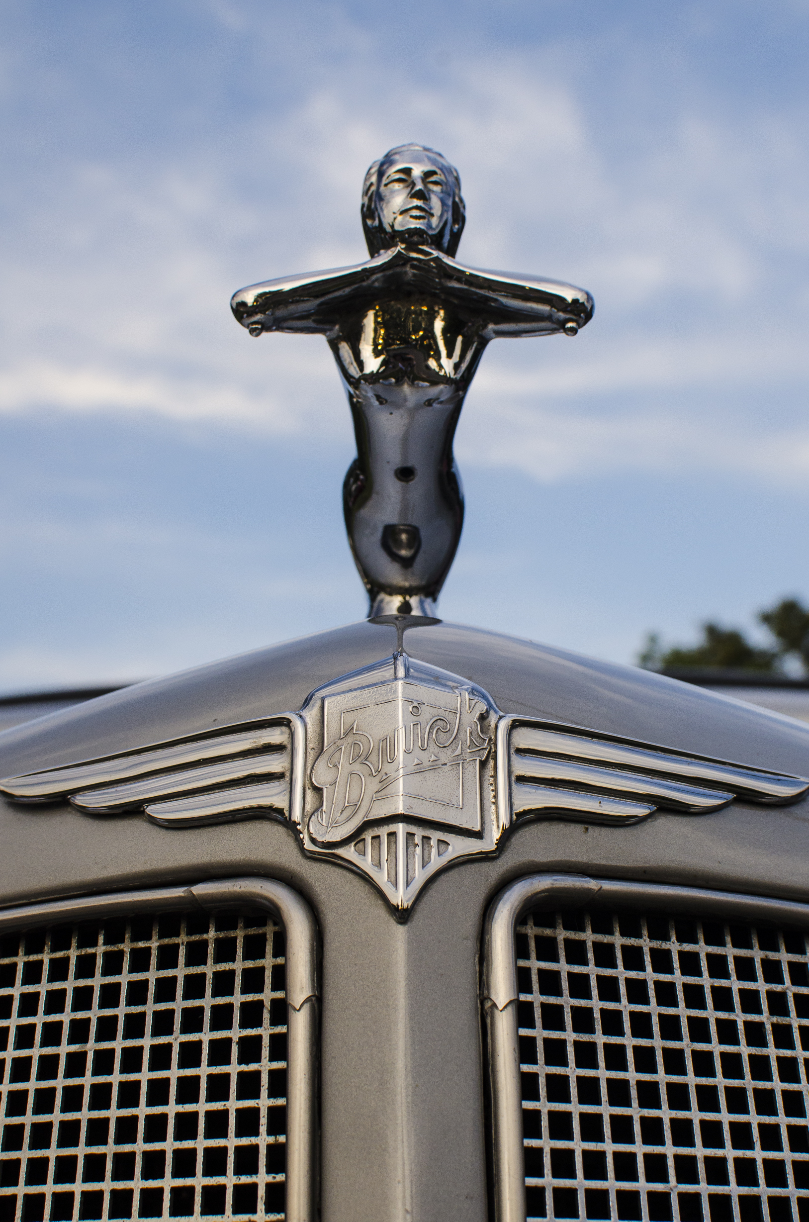 Buick related hood ornaments | Cartype