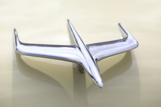 mercury monterey hood ornament 6 55