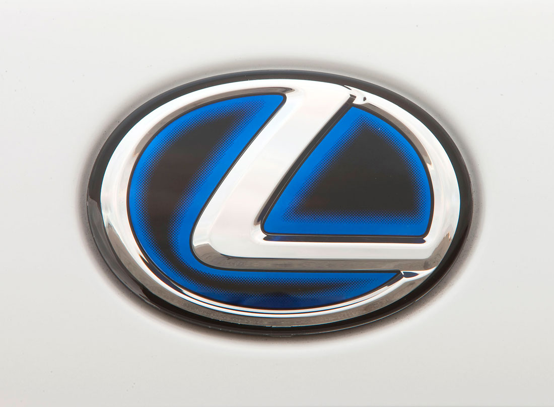 Lexus Related Emblems Cartype