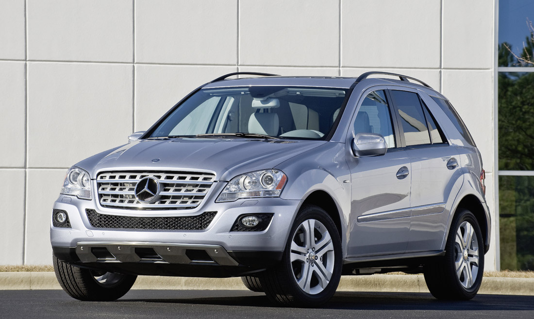 2010 Mercedes Benz Ml450 Hybrid. 2010 Mercedes-Benz ML450