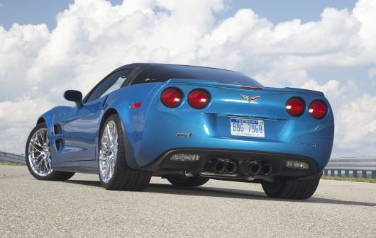 chevrolet corvette zr1  310