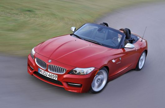 bmw z4 sdrive35is 10 01