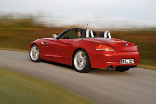 bmw z4 sdrive35is 10 02