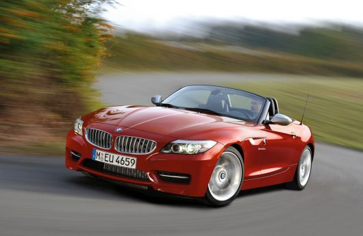 bmw z4 sdrive35is 10 03