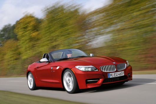 bmw z4 sdrive35is 10 04