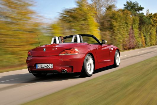 bmw z4 sdrive35is 10 06
