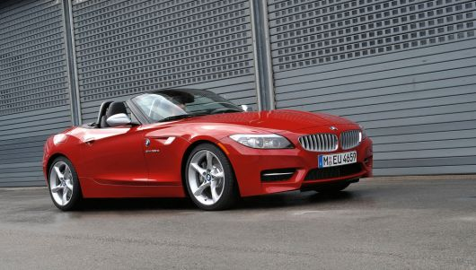 bmw z4 sdrive35is 10 08