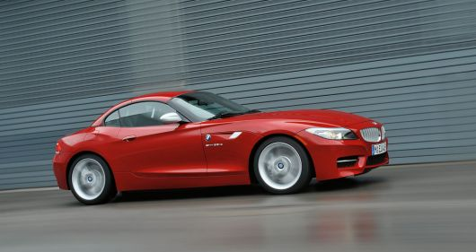 bmw z4 sdrive35is 10 09