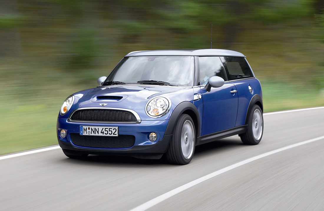 Mini Cooper Clubman 2010 Cartype